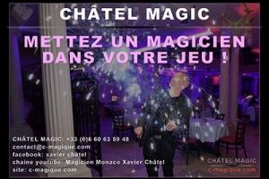 Brochure Magie
