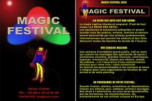 Brochure Magic Festival